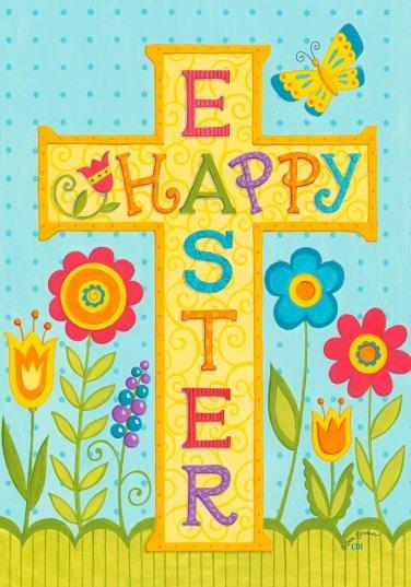 happy-easter-religious-cross-banner