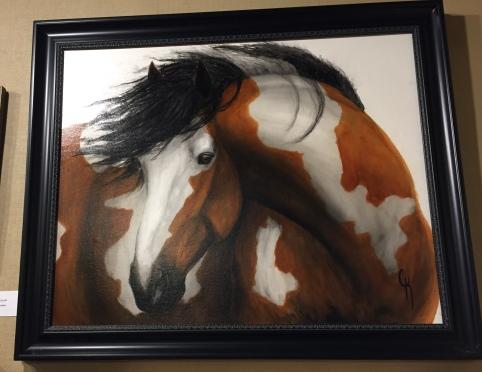 Horse - Paint