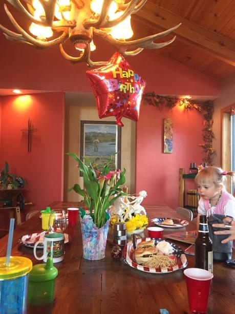 Dining room @Xander's2nd