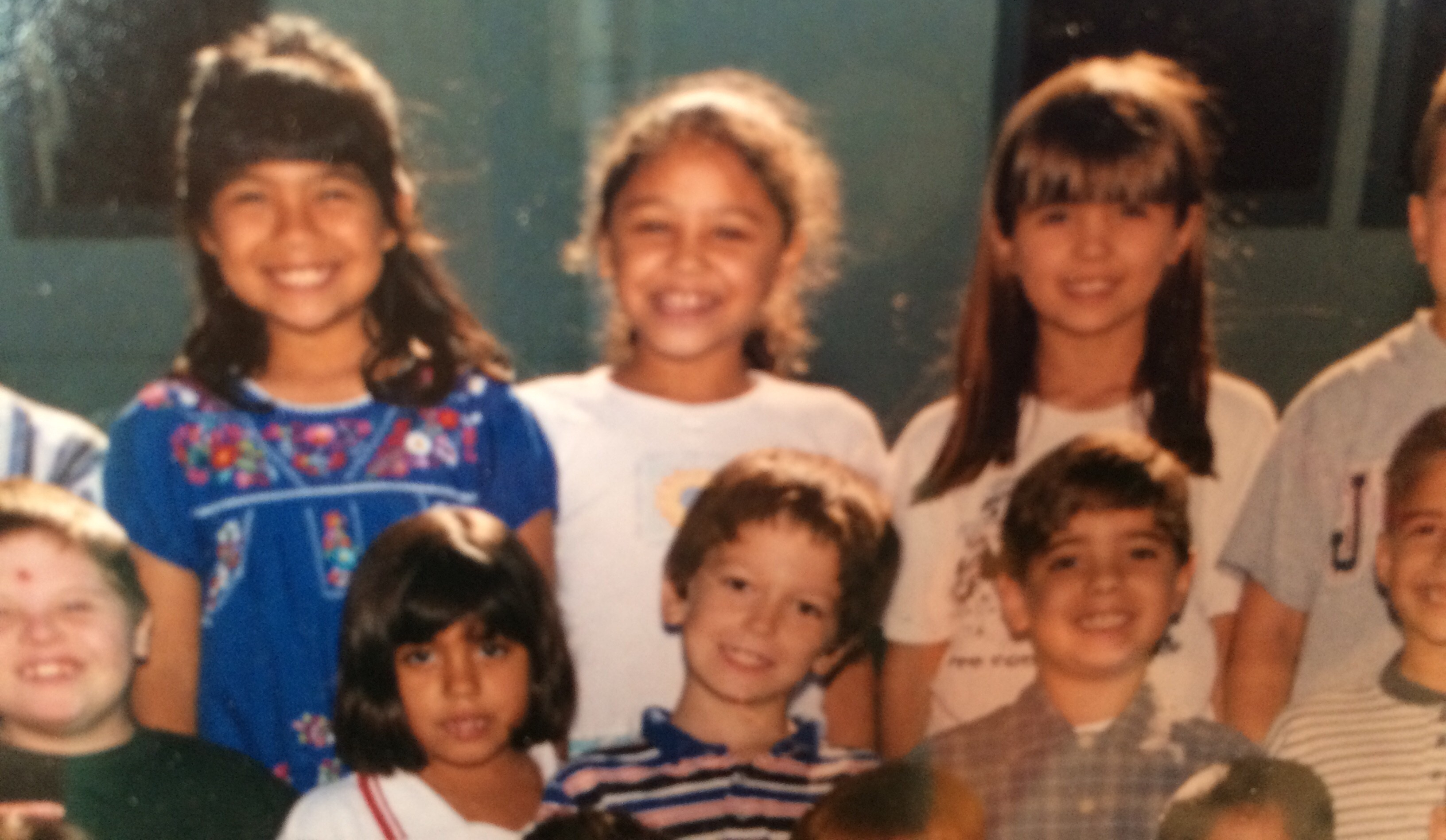 CF 2nd graders- 1999