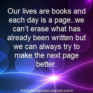Life's a Book