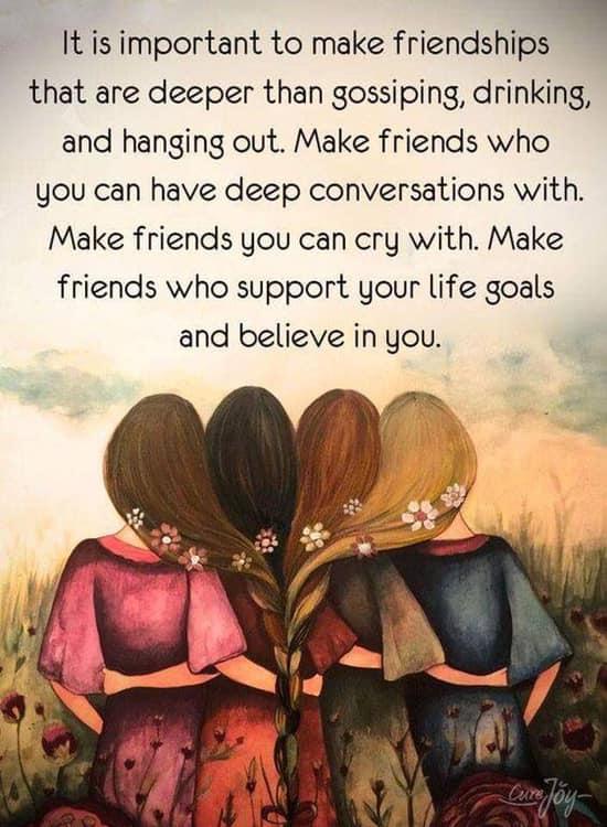 make-friendships