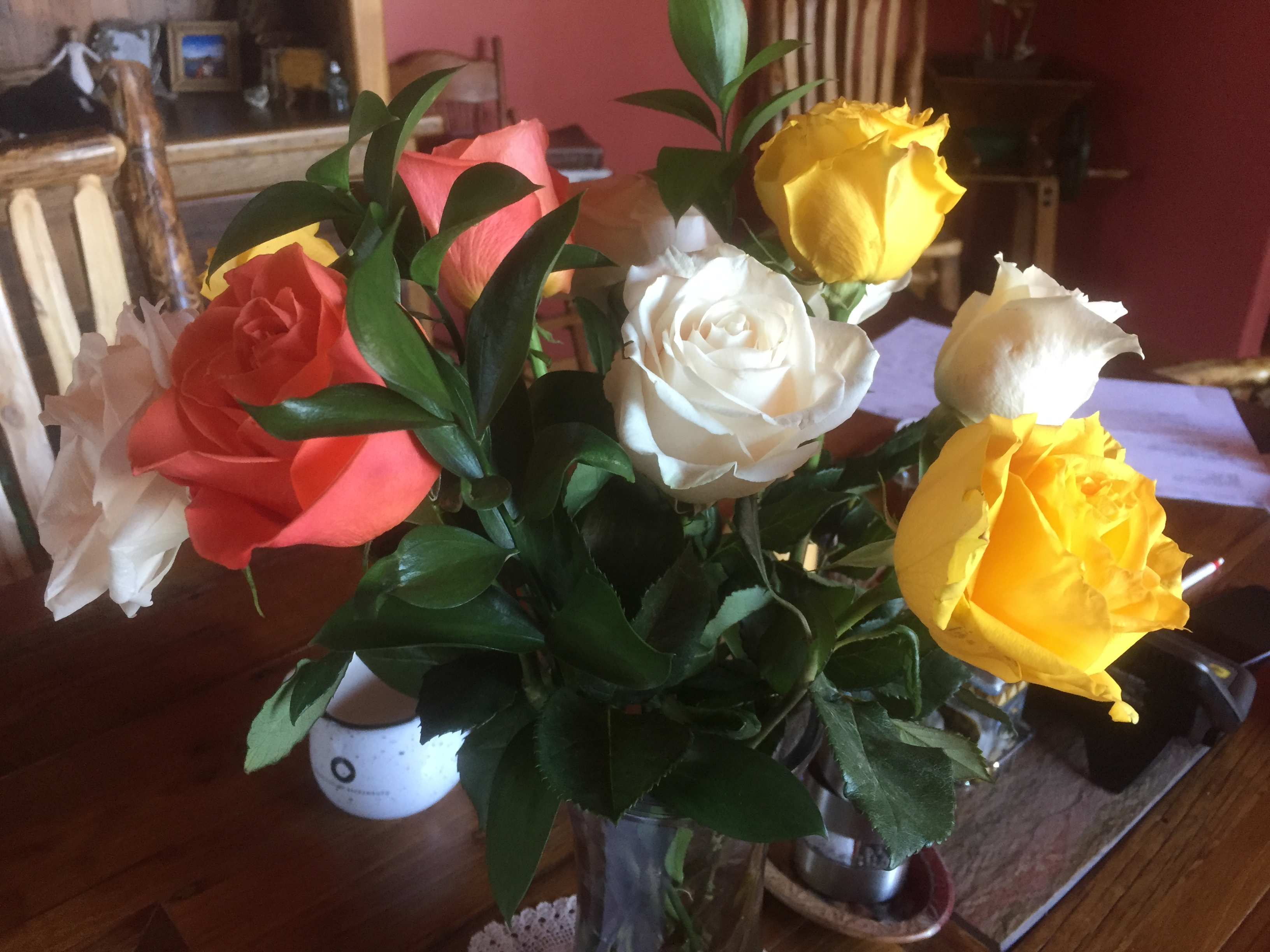 Roses from Gerrons