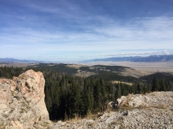 Overlook w rock