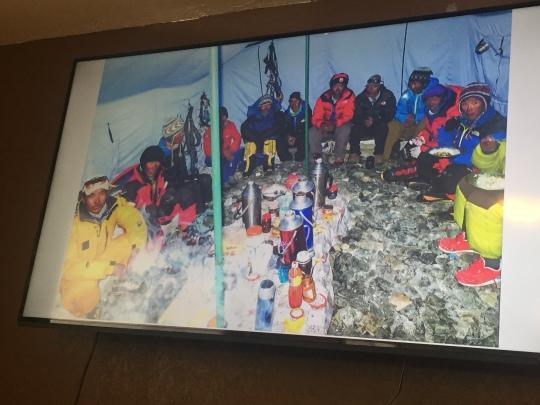 12 sherpas